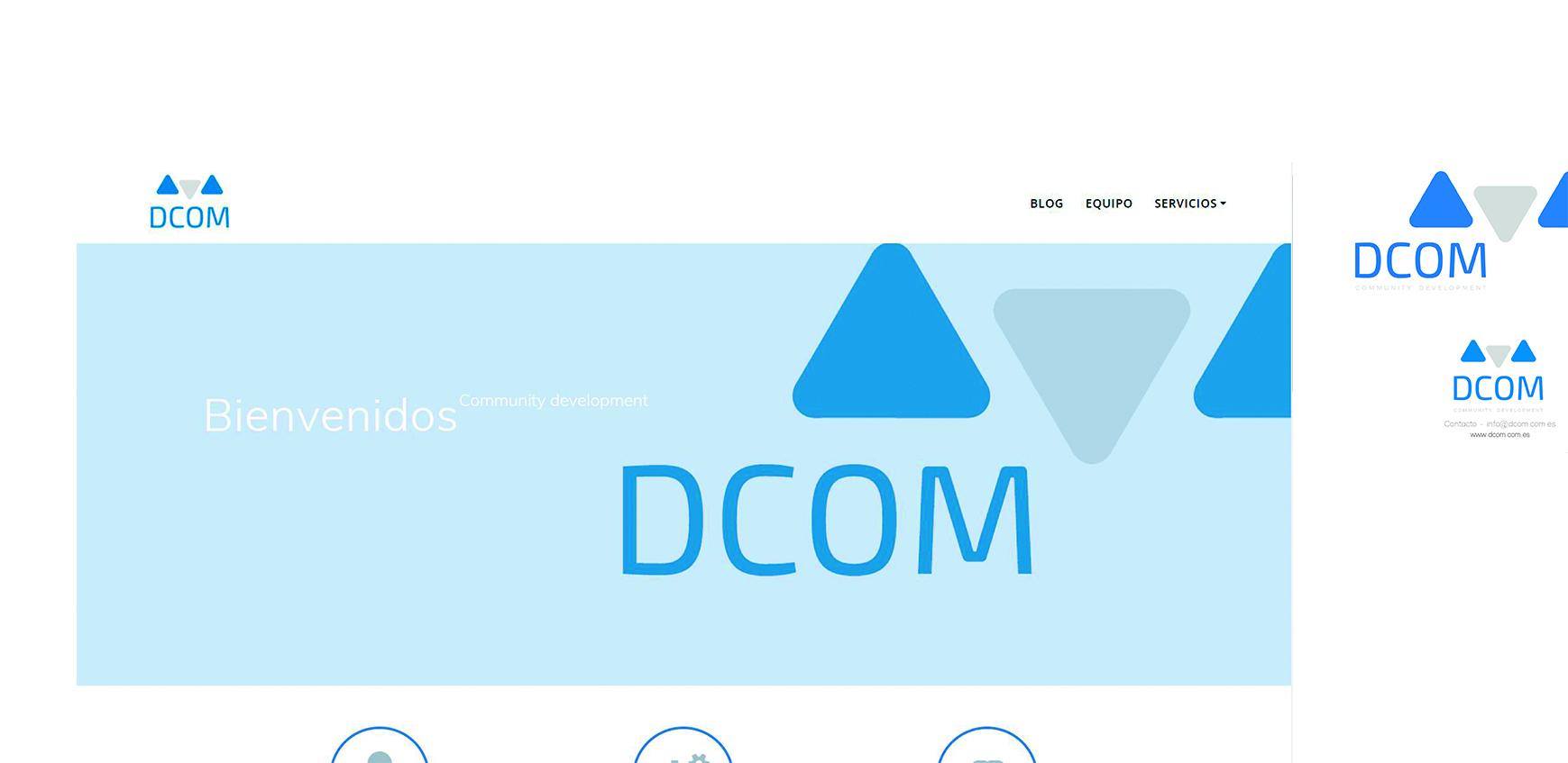 Adaptación gráfica DCOM