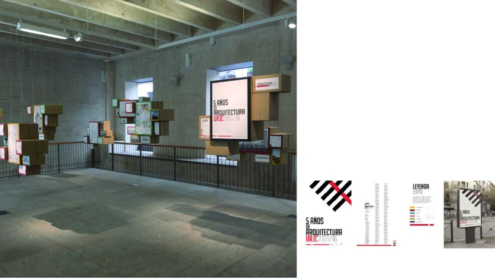 Diseño gráfico Expo COAM